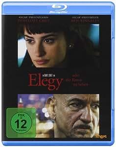 Elegy oder die Kunst zu lieben [Blu-ray]