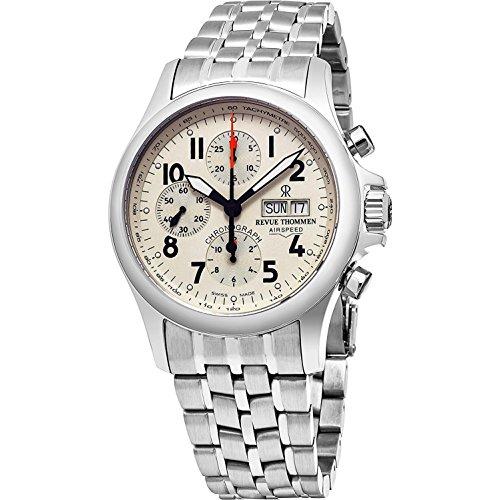 Revue Thommen Airspeed Heritage Reloj de hombre automático 40.5mm 17081.6138