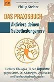 Das Praxisbuch - Aktiviere deinen Selbstheilungsnerv (Vagusnerv): Einfache Übungen zur Selbstheilung gegen Entzündungen, Stress, Depression, Trauma, Verdauungsbeschwerden und chronische Krankheiten - Phillip Steiner