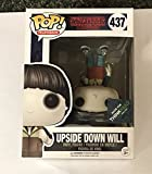 Funko 13326 - Stranger Things, Pop Vinyl Figure 437 Upside Down Will