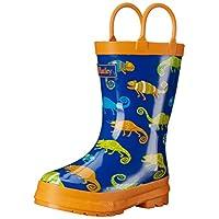 Hatley Rainboots -Crazy Chameleons, Boys