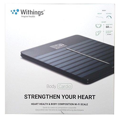 Withings Body Cardio – Herzgesundheit und Körperanalyse WLAN-Waage - 2