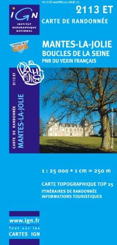 2113et Mantes-la-Jolie/Boucles de la Seine