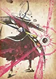 """Poster Dragon Ball """"Wanted"""" Whis - A3 (42x30 cm)"""