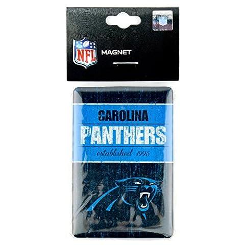 Carolina Panthers Réfrigérateur magnétique–magnétique–NFL Football Fan