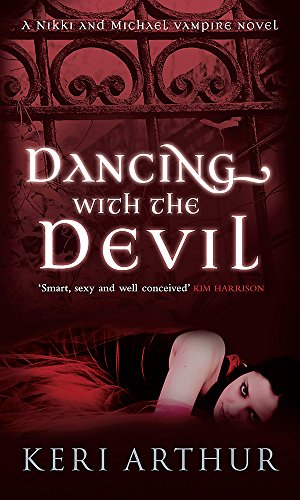 Book cover for Dancing With the Devil