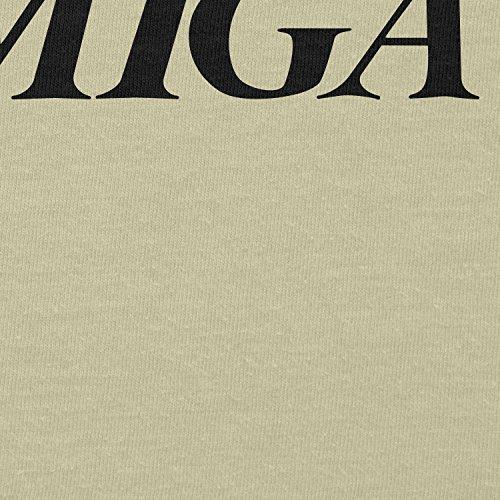 Texlab–Classic Amiga–sacchetto di stoffa Naturale