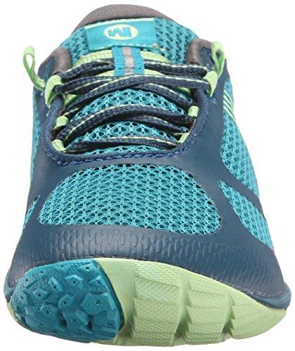 Merrell Pace Glove 3, Scarpe da Trail Running Donna Blu