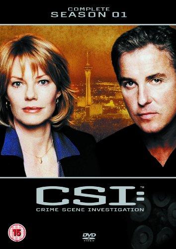 Crime Scene Investigation - Season  1 - Complete