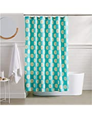 AmazonBasics Sand Dollar Shower Curtain