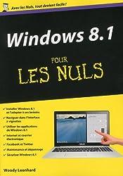 Windows 8.1 Mégapoche pour les Nuls