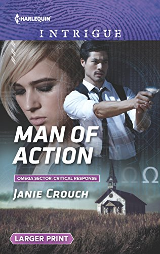 Image of Man of Action (Omega Sector: Critical Response)