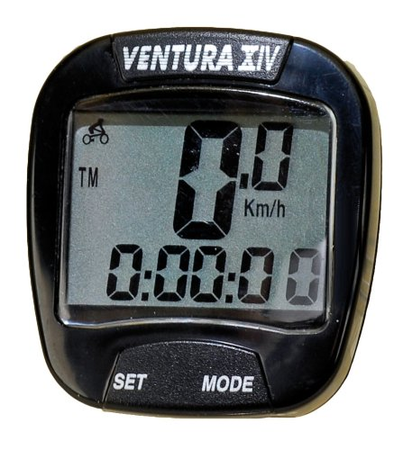 Ventura XIV - Computadora para bicicleta