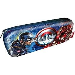 Capitán América moldeada estuche