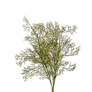 Tige de bambou artificiel sur piquet, 45 cm, Ø 20 cm - bambou artificiel / branche décorative - artplants