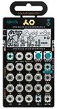 Teenage Engineering PO-35 Speak Vocal Synthesizer und Sampler (Integriertes Mikrofon, 8 integrierte Voice-Characters, 16-Step Sequencer, 8 Effekte & LCD Display)