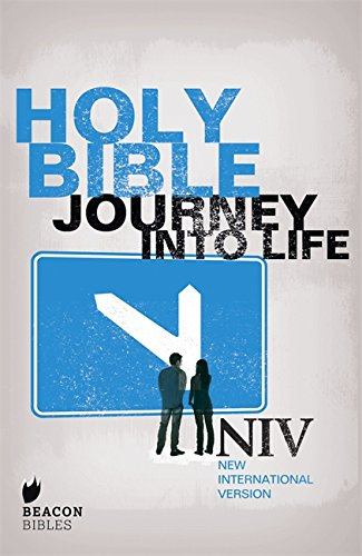 NIV Journey Into Life Beacon Bible Paperback (New International Version)