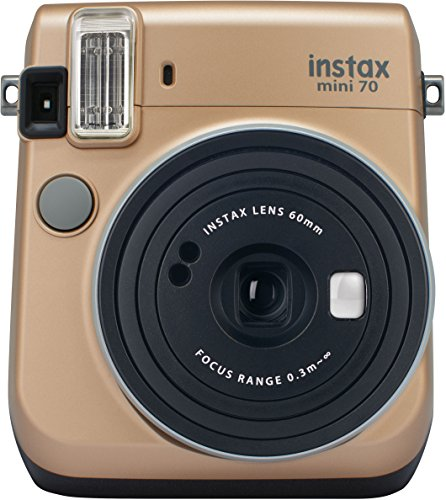 Instax Mini 70 Caméra instantané Or