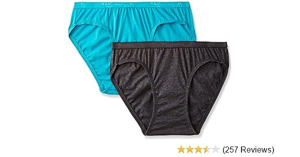 ac2449e656 Jockey Women s Cotton Bikini (Color May Vary)  Amazon.in  Clothing    Accessories