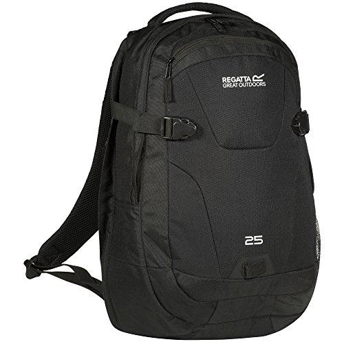 Regatta paladen Laptop Rucksack One Size schwarz - schwarz