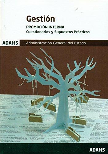 Cuestionarios y Supuestos Prácticos, promoción interna de la Administración General del Estado
