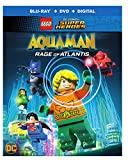 Locandina Lego Dc Super Heroes: Aquaman - Rage Of Atlantis (2 Blu-Ray) [Edizione: Stati Uniti]