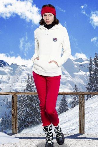 Nebulus Iho Sweat-shirt Femme Blanc
