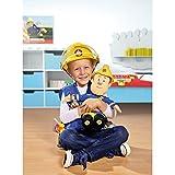 Unbekannt Feuerwehrmann Sam Plüschfigur 45 cm - Plüsch Figur Spielzeug Puppe Stofftier Plüschtier Kuscheltier für Unbekannt Feuerwehrmann Sam Plüschfigur 45 cm - Plüsch Figur Spielzeug Puppe Stofftier Plüschtier Kuscheltier