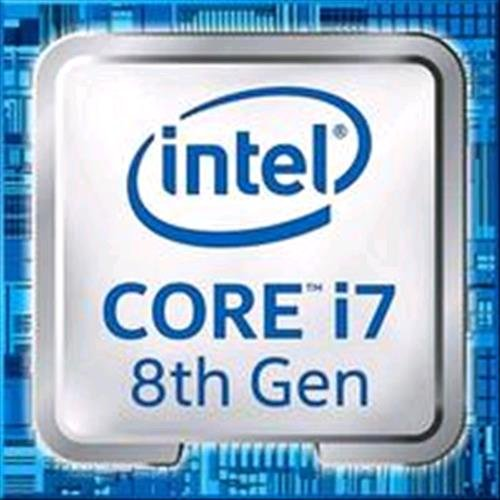Intel Core i7-8700K - 3.7 GHz, CM8068403358220