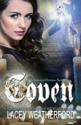 Coven (Of Witches and Demons) (Volume 1) by Lacey Weatherford (2015-04-18)