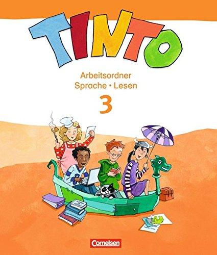 TINTO 2-4 - Sprachlesebuch 3-4 - Neubearbeitung: 3. Schuljahr - Arbeitsordner Sprache und Lesen