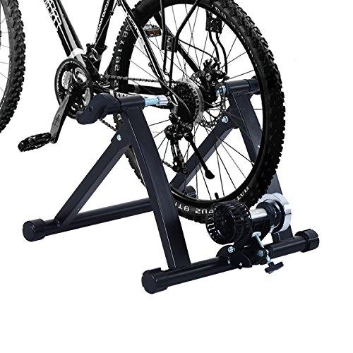 Home trainer pour vélo - Homcom