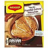 Maggi Fix & frisch Paprika-Sahne Hähnchen (10x33g)