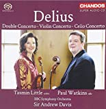 Delius: Double Concerto/Violin Concerto/ Cello Concerto]