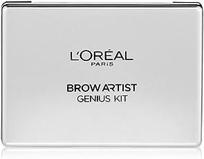 L'Oreal Paris Brow Artist Genius Kit, Medium to Dark, 3.5g