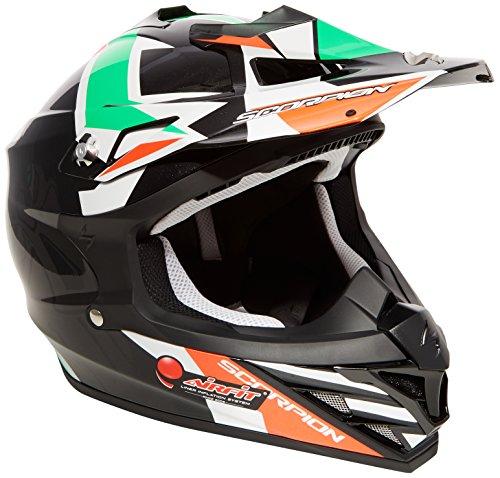 Scorpion Helm Motorrad vx-15Evo Air Roboter, mehrfarbig, Größe XXL