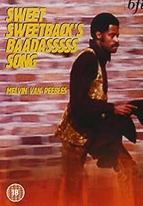 Sweet Sweetback's Baadasssss Song [1971] [DVD]