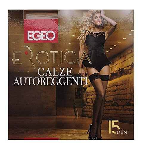 Egeo Sensuous Lace Top Hold-ups