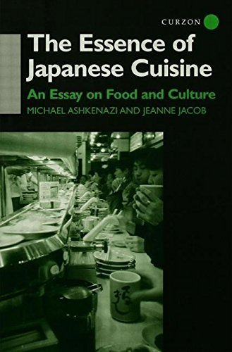 The Essence of Japanese Cuisine: An Essay on Food and Culture by Michael Ashkenazi (2014-12-23)