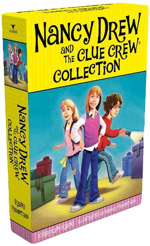 The Nancy Drew and the Clue Crew Collection: Sleepover Sleuths; Scream for Ice Cream; Pony Problems; The Cinderella Ballet Mystery; Case of the Sneaky Snowman -