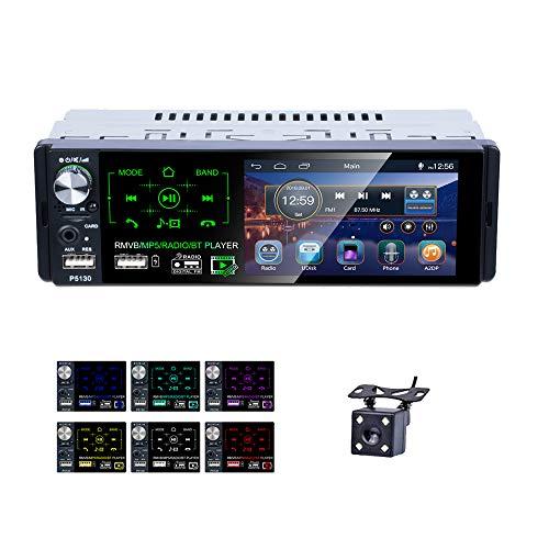 X-REAKO Radio Coche Bluetooth Manos Libres radio 1