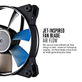 Cooler Master MasterFan Pro 120 AF Case Fan 'Up to 1900 RPM, Silent, Quiet and Performance Modes, 120mm' MFY-F2NN-11NMK-R1