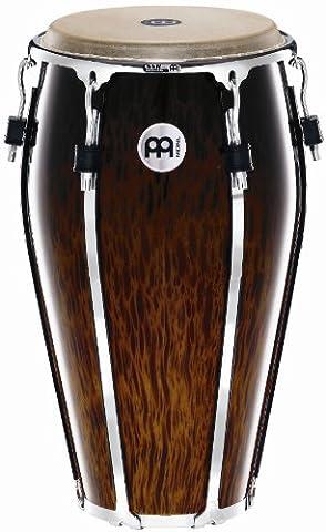 Meinl 13 inch Floatune Series Wood Conga - Brown Burl