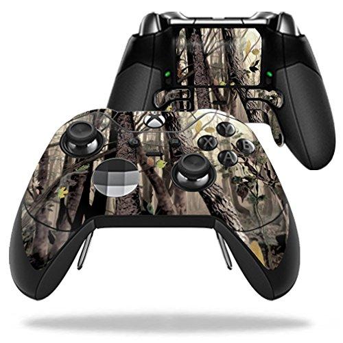 mightyskins Haut für Microsoft Xbox One Elite Controller-Baum Camo   Schutz, langlebig, und einzigartige Vinyl Aufkleber Wrap Cover   einfach anzubringen, zu entfernen, und Ändern Styles   hergestellt in den USA