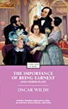Image de The Importance of Being Earnest and Other Plays (Enriched Classics) (English Edi