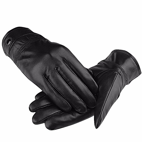 yizyif-1-paire-gants-de-conduite-en-cuir-pleine-doigts-pour-les-hommes-doublure-velours-noir-l