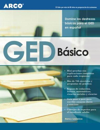 GED Basics (GED BASICO/GED BASICS (SPANISH)) por Nancy Lawrence