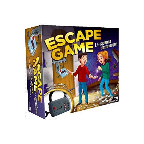 Escape game : Le cadenas électronique |