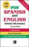Best Vox Dictionaries - VOX Spanish and English School Dictionary (Vox Dictionaries) Review