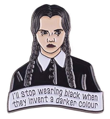 the-addams-family-inspired-wednesday-addams-enamel-pin-from-punky-pins